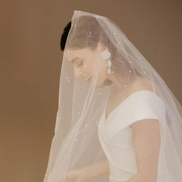 The Dove - Bridal Accessories - Jeanne & Co