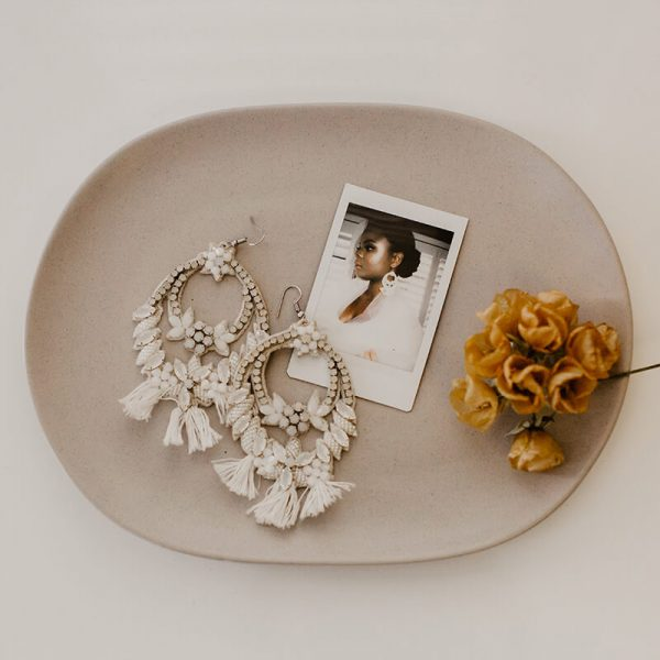 The Hamilton - Bridal Accessories - Jeanne & Co