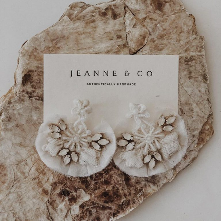 The Jamaica - Bridal Accessories - Jeanne & Co