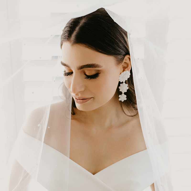 The Meghan - Bridal Accessories - Jeanne & Co
