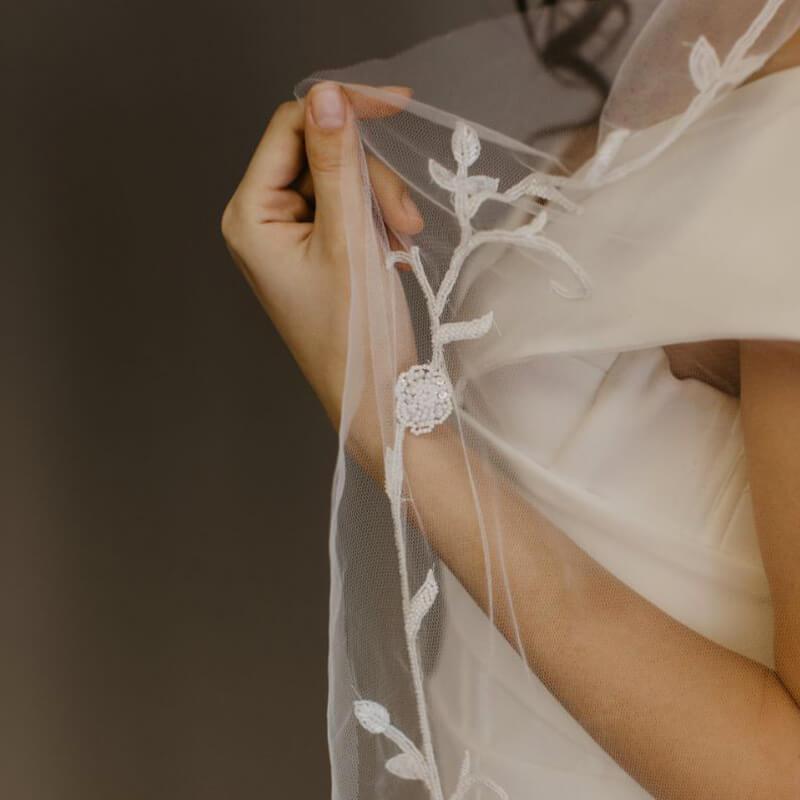 The Primrose - Bridal Accessories - Jeanne & Co