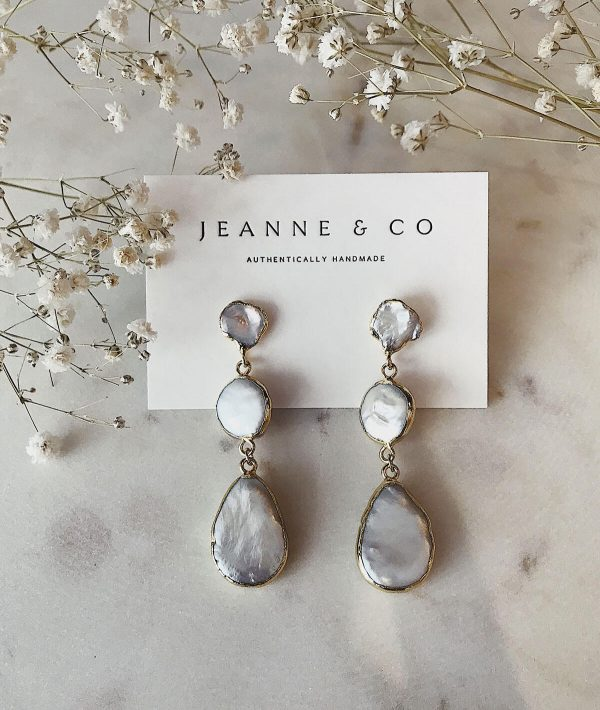 Desert Earrings - Jeanne & Co